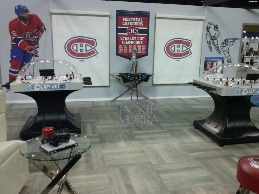 Hockey Fan Cave Montreal 1