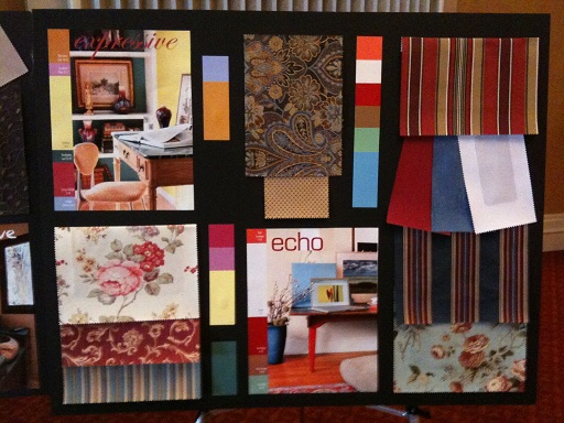 Colour Decor Story Board