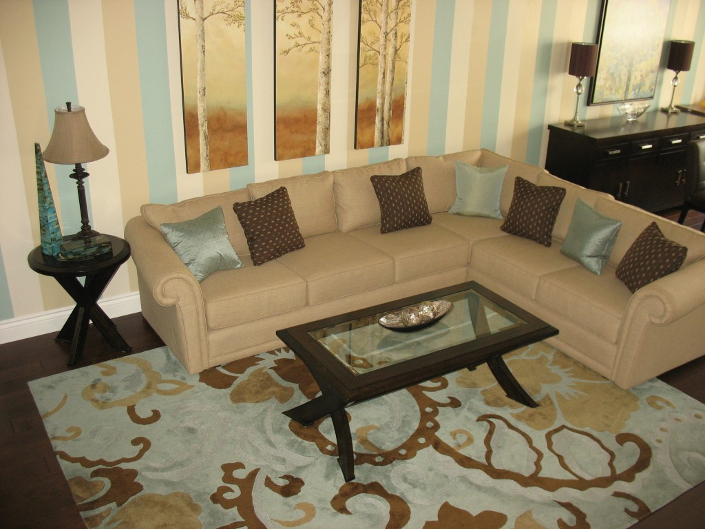 Jackie-Morra Interiors Living-Room After with Pratt & Lambert Paint
