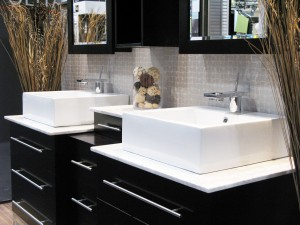 Modern Bathroom Sink Design