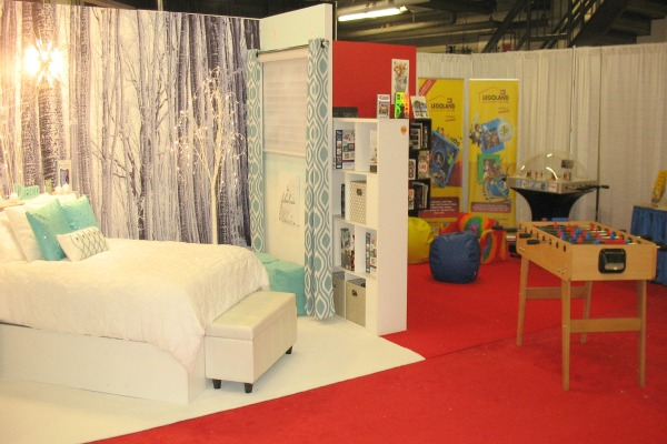 kids spaces at national home show toronto