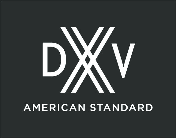 DXV Logo Badge Charcoal