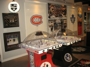 Hockey room chexx games