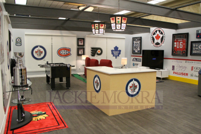 Winnipeg Jets hockey space